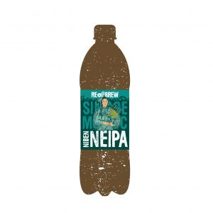 Niben Simcoe & Mosaic NEIPA 1 літр