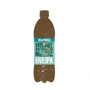 Niben Ekuanot, Amarillo & Mosaic  NEIPA 1 літр