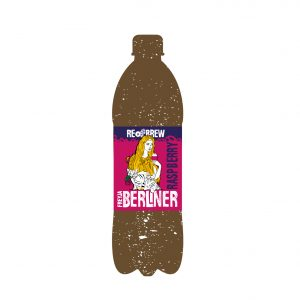 Freyja Raspberry Berliner Weisse 1 літр