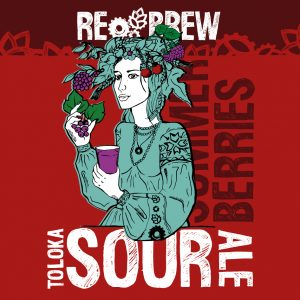 Toloka Summer Berries Sour Ale 0.33