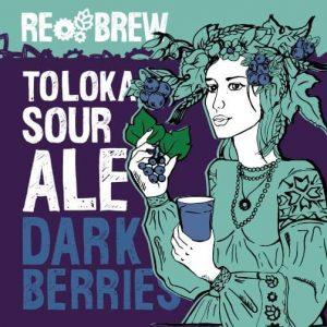 Toloka Dark Berries Sour Ale