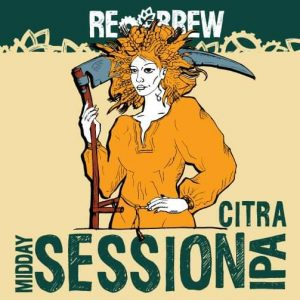 Lady Midday Citra Single Hop Session IPA 1 літр