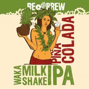 Waka Piña Colada Milkshake IPA