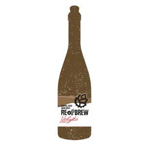 Volupté 2020. Barrel Aged Sour Beer. 0.75