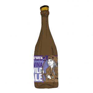 Dewina Wild Ale Prune 0.75