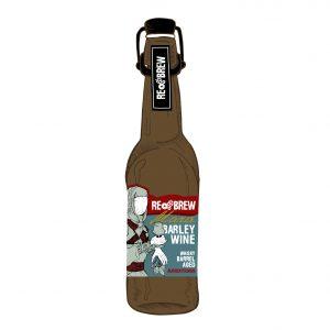 Mara Barleywine Auchentoshan Whisky BA 0.5