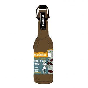 Mara Barleywine Glen Garioch Whisky BA 0.5