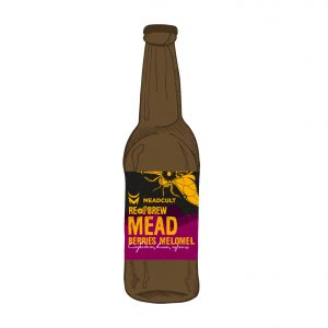 Mead: Berries Melomel 0.33
