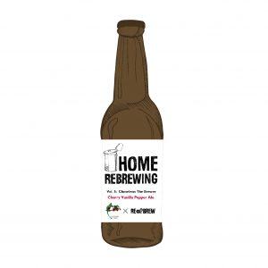Home Rebrewing. Vol. 5: Cherry Vanilla Pepper Ale 0.33