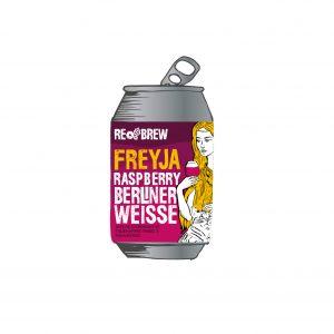 Freyja Raspberry Berliner Weisse 0.33 З/Б